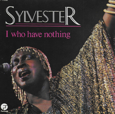 Sylvester - I who have nothing (Franse uitgave)