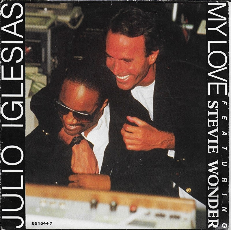 Julio Iglesias ft. Stevie Wonder - My love