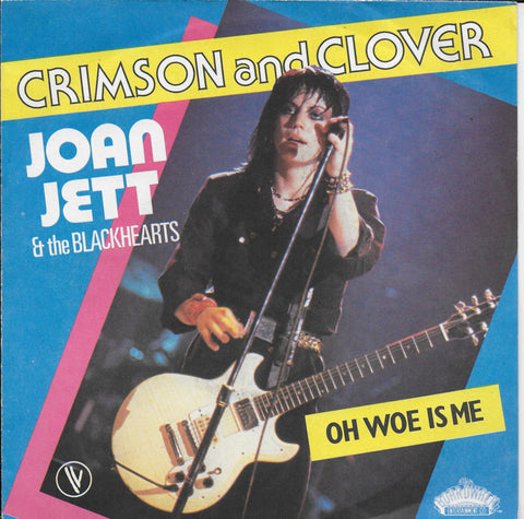 Joan Jett and the Blackhearts - Crimson and clover
