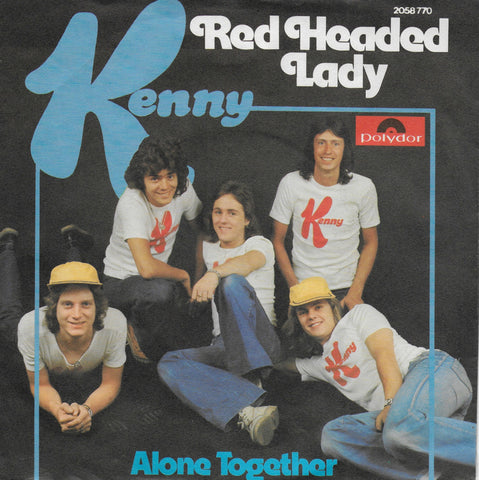 Kenny - Red headed lady (Duitse uitgave)