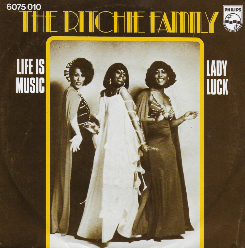 Ritchie Family - Life is music