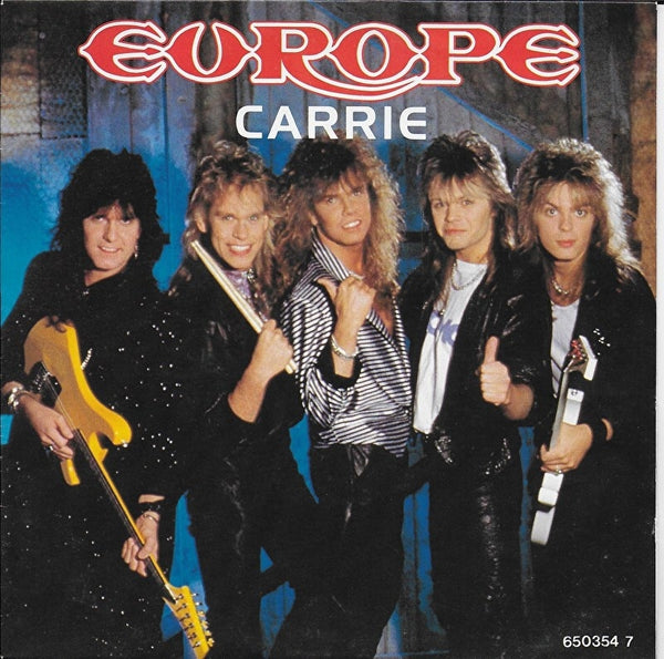 Europe - Carrie