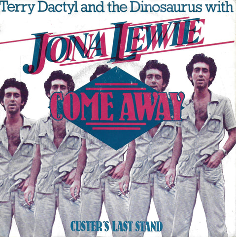 Terry Dactyl and the Dinosaurus with Jona Lewie - Come away