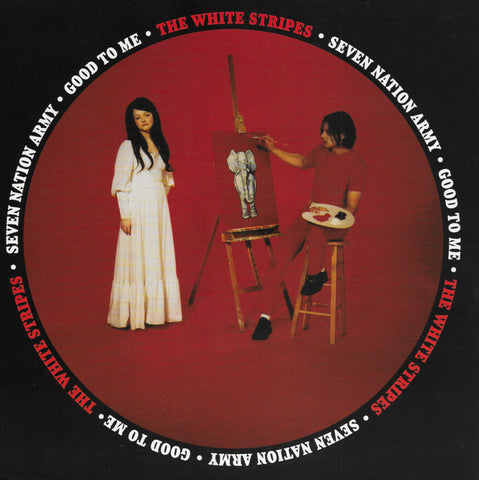 White Stripes - Seven nation army