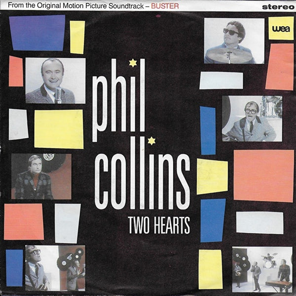 Phil Collins - Two hearts