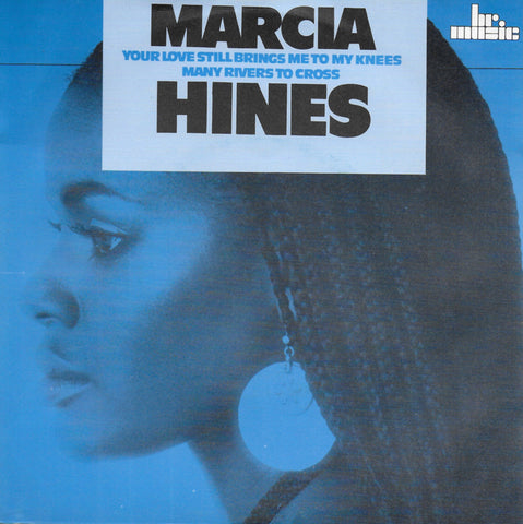 Marcia Hines - Your love still brings me to my knees / Many rivers to cross