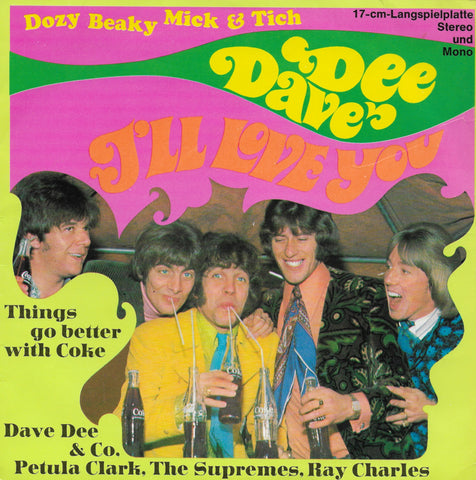 Dave Dee, Dozy, Beaky, Mick & Tich - I'll love you