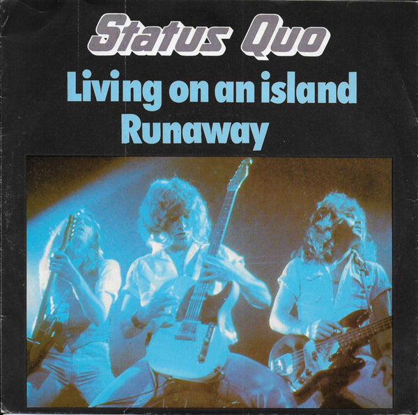 Status Quo - Living on an island