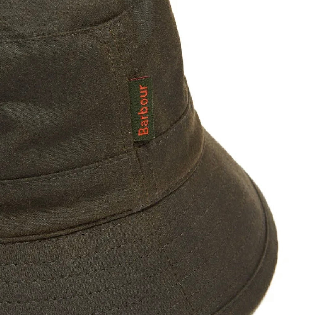 Barbour - Wax Sports Hat (Olive)