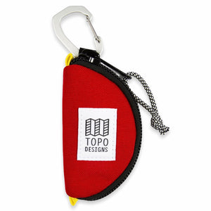 Topo Designs - Taco Bag (Red)