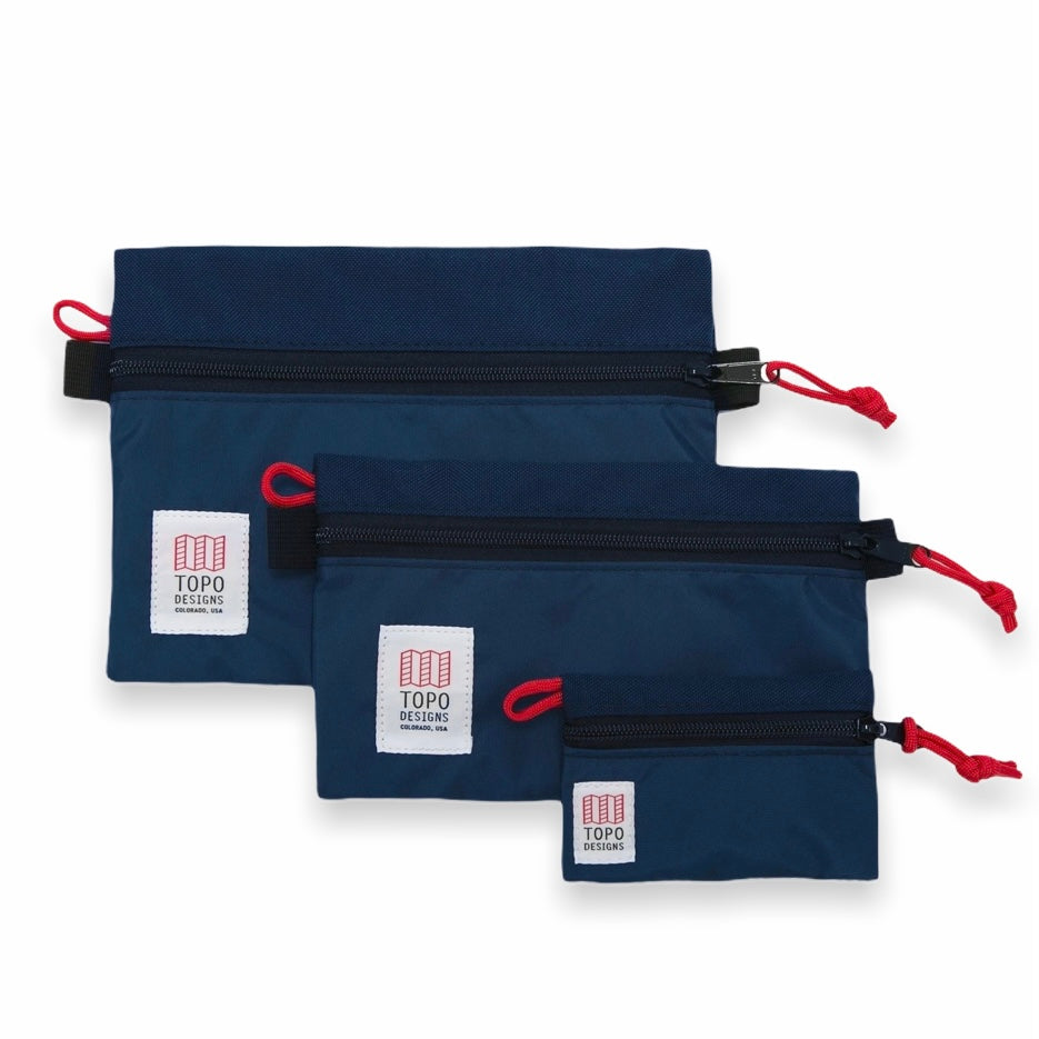 Topo Designs - Accessory Bag Micro (Navy)