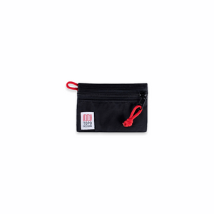 Topo Designs - Accessory Bag Micro (Black)