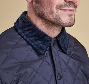 Barbour - Heritage Liddesdale Quilted Jacket (Navy)