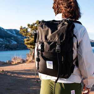 Topo Designs - Rover Pack Classic (Black)