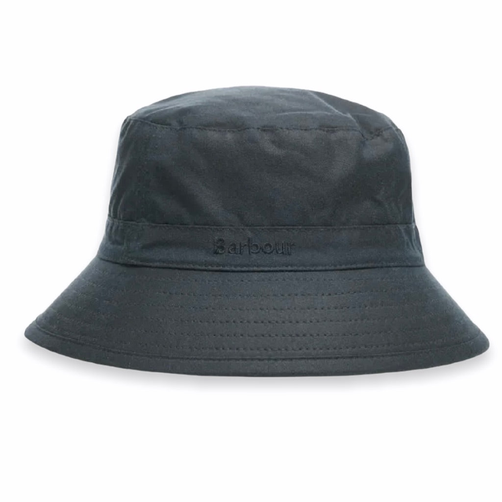 Barbour - Wax Sports Hat (Navy)