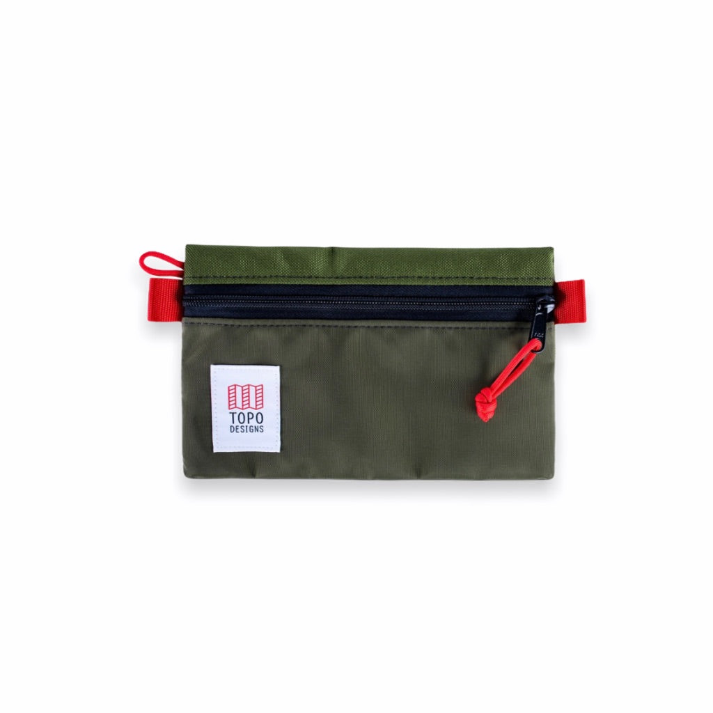 Topo Designs - Accessory Bag Small (Olive)