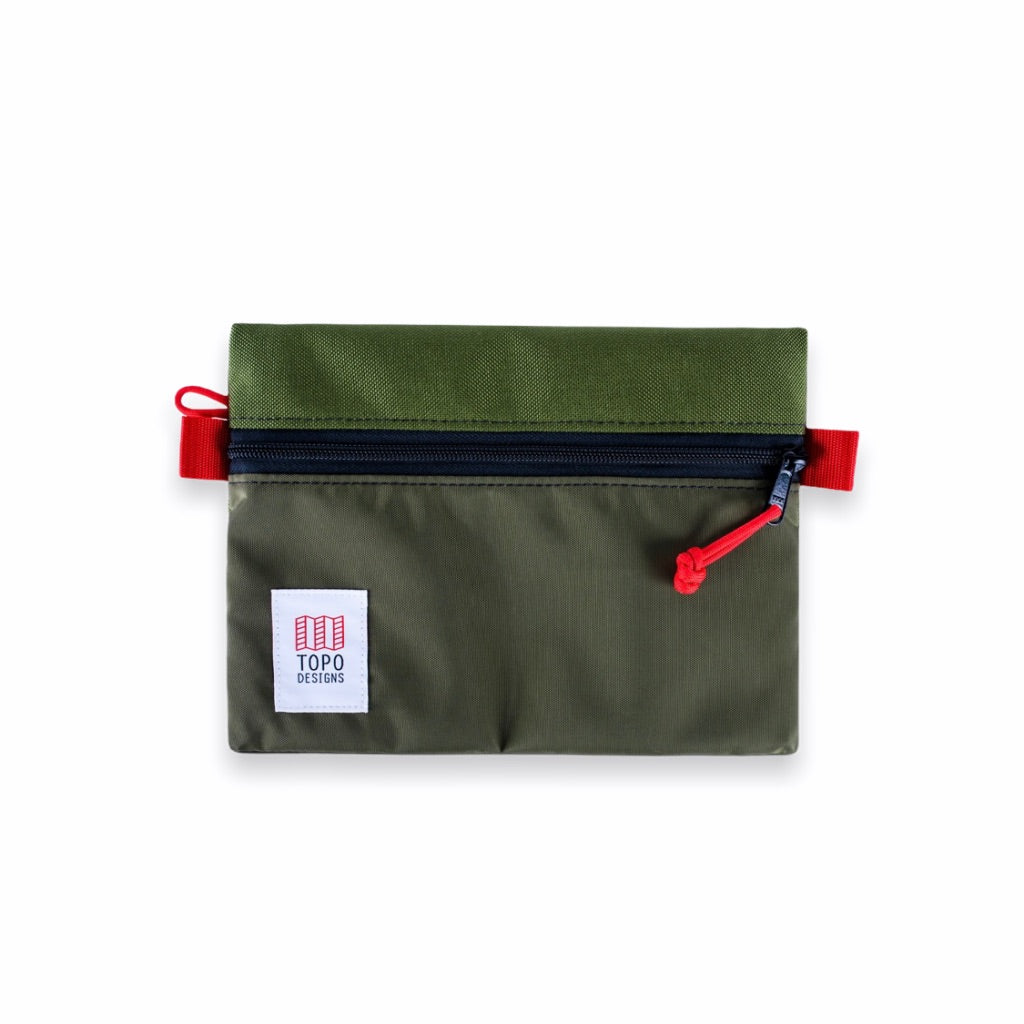 Topo Designs - Accessory Bag Medium (Olive)