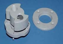 HotSpring & Tiger River Spa Parts Rotary Jet Kit - Cool Grey NOW 1 piece!