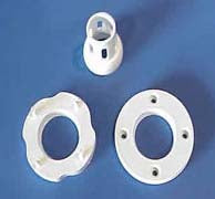 HotSpring & Tiger River Spa Parts - Directional Jet Kit - White NOW 1 piece!
