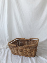 Load image into Gallery viewer, Cane Tray Basket