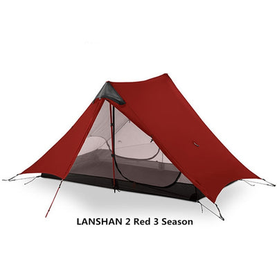 2 Person Camping Tent Ultralight 3/4 Season Tent - Canada Camp and Hike