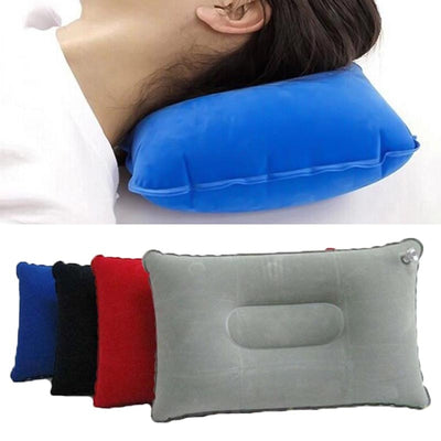 Outdoor Portable Folding Inflatable Pillow - Canada Camp and Hike