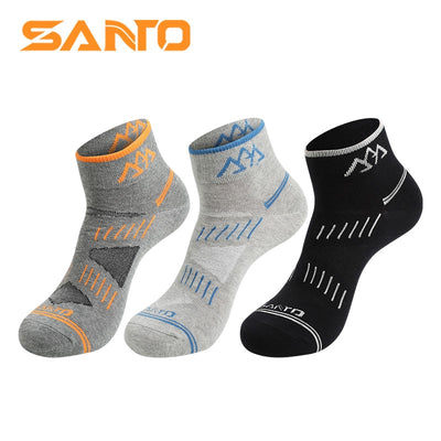 SANTO High Elasticity Socks Breathable - Canada Camp and Hike