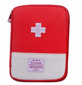 Portable First Aid Medical Kit Travel - Canada Camp and Hike