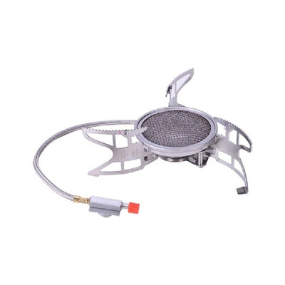 Gas burner and cookware - Canada Camp and Hike