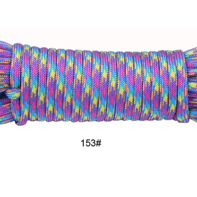 Paracord 550 Rope Type III 7 Stand 100FT 50FT - Canada Camp and Hike