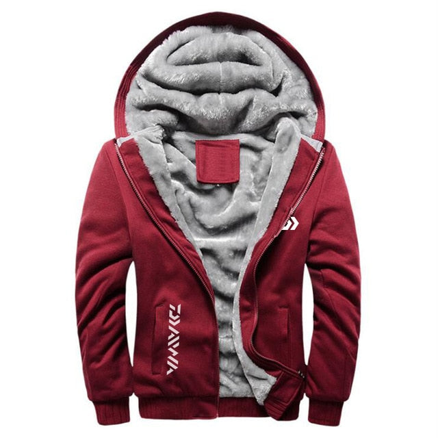 All purpose jacket with hood - Canada Camp and Hike