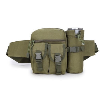 Waist Bag Tactical - Canada Camp and Hike