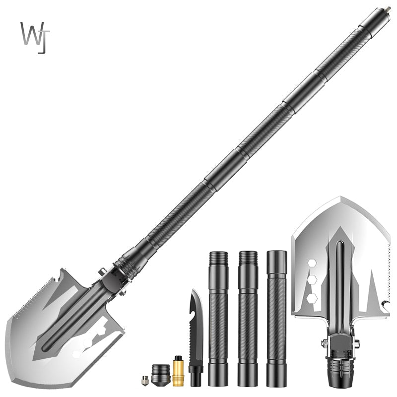 Military Tactical Multifunction Shovel - Canada Camp and Hike