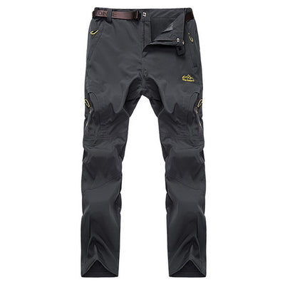 Stretch Hiking Pants Men Summer Quick Dry - Canada Camp and Hike