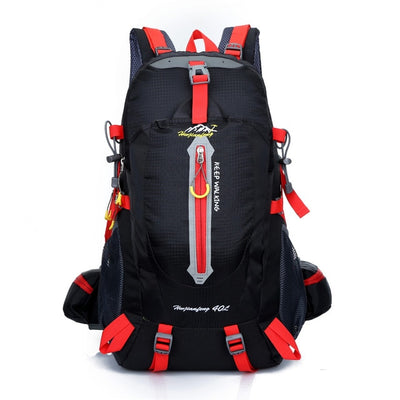 Waterproof Climbing Backpack Rucksack 40L Outdoor Sports Bag Travel Backpack Camping Hiking Backpack - Canada Camp and Hike