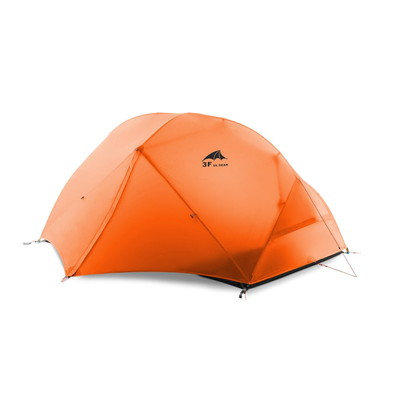 Floating Cloud 2 Camping Tent 3-4 Season - Canada Camp and Hike