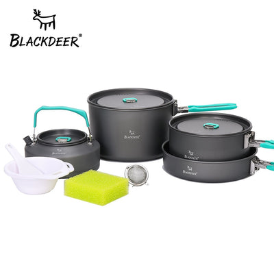 Blackdeer Cooking Set - Canada Camp and Hike