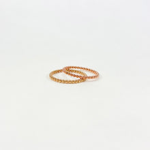 Load image into Gallery viewer, Laurel Elaine Beaded Ring