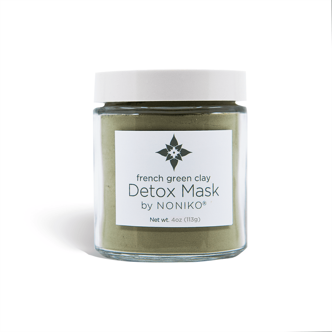 Noniko French Green Clay Detox Mask
