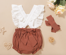 Load image into Gallery viewer, 2 Piece Summer Chic Baby Outfit