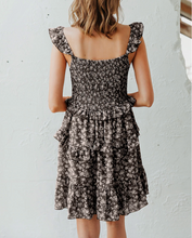 Load image into Gallery viewer, Boho Ruffled Dress