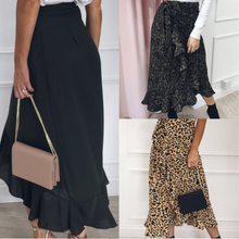 Load image into Gallery viewer, Ladies Printed Maxi Skirt