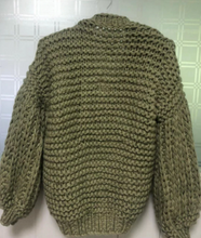 Load image into Gallery viewer, Coarse Knitted Sweater