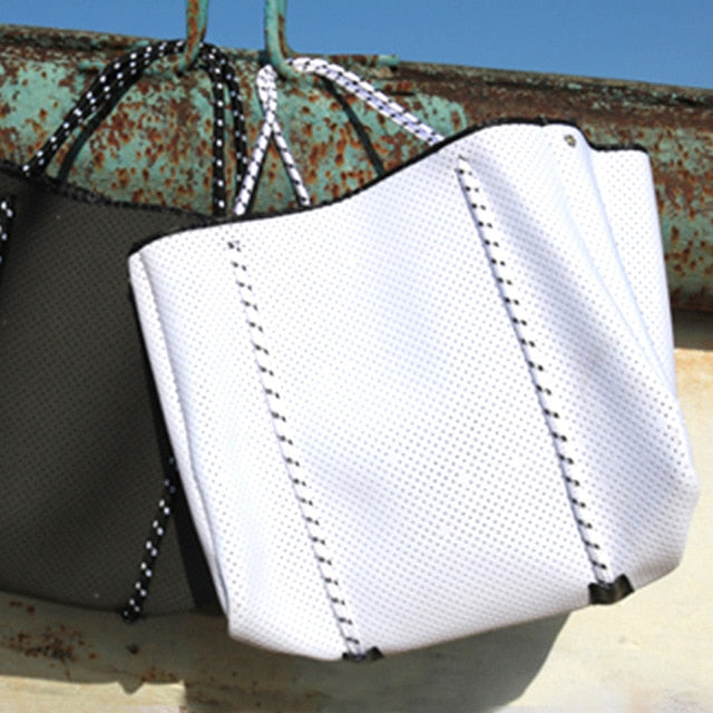 Luxurious Neoprene Breathable Tote Bag