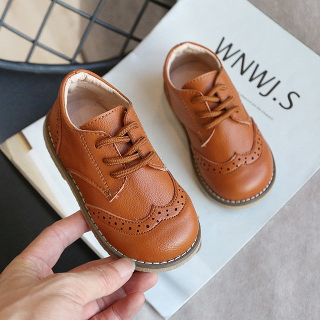 Oxford Style Children's Sneakers