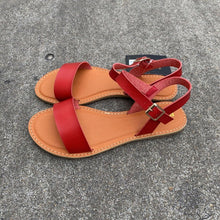 Load image into Gallery viewer, Essential Flat Strap Sandals