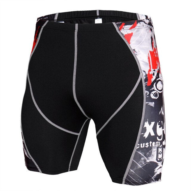 Men's Fitted Swim Shorts