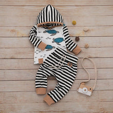 Load image into Gallery viewer, Cute Matching Baby Clothing Set
