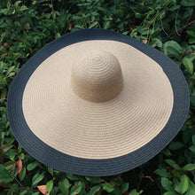 Load image into Gallery viewer, 25CM Wide Brim Oversized Beach Hat