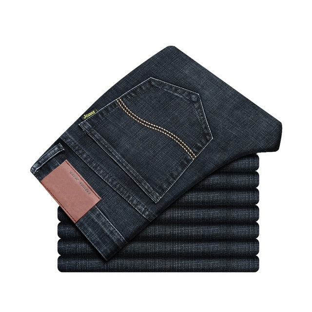 Men's Regular Style Denim Jeans